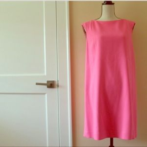 Kate Spade Pink Shift Dress M